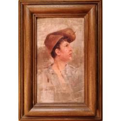 AJMONE LIDIO, 1884-1945, Studio di figura