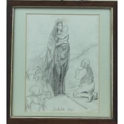 FORTIS CAMUSSI MARIA, 1880-1960, Paesaggio