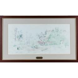 GIANNETTI RAFFAELE, 1832-1916, Benedizione delle Caravelle