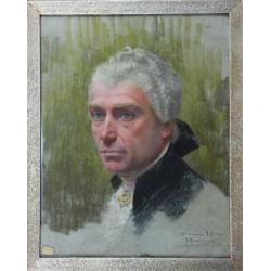 Alberto Rossi -  Ritratto di uomo